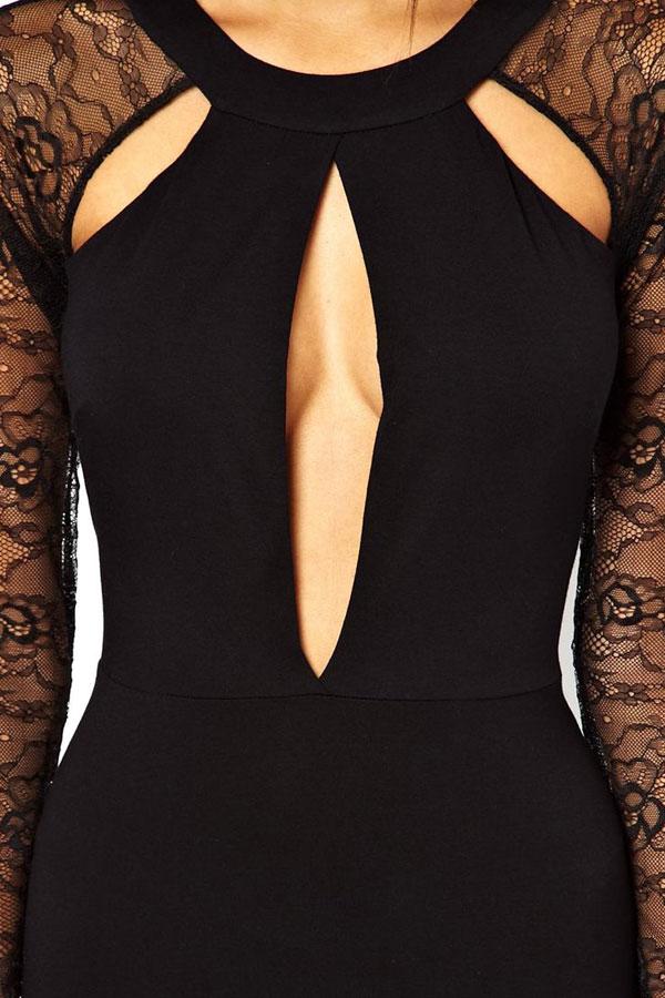 Как сшить платье с глубоким вырезом 72