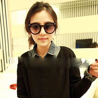 New Style Retro Leopard Sunglasses