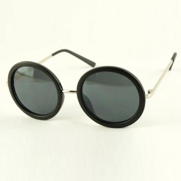 Retro Black Sunglasses