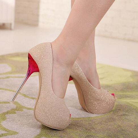 Buy women cheap sexy heels, Red High Heels Shoes Discount and chunky heels at oraplanrans.tk Find stiletto heel, platform heels, prom heels, peep toe heels, wrap around heels, suede heels, leopard print heels, lace up heels, spike heels, sparkly heels, t strap heels, studded heels and .