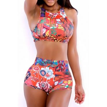 Piece Swimwear Two Bikini