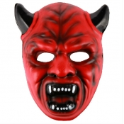 Halloween Red Ghost PVC Mask