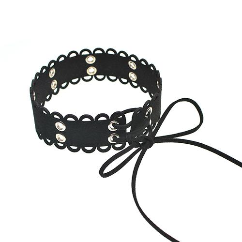 Fashion Flocking Necklace