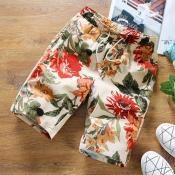 Cotton Print Men Clothes
