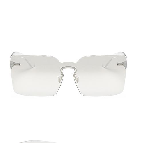 Стильный серый ПК солнцезащитные очки