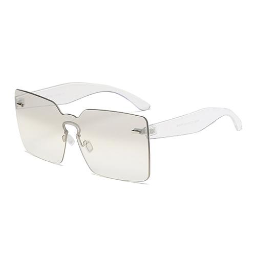 Eleganti Occhiali Da Sole PC Grigio
