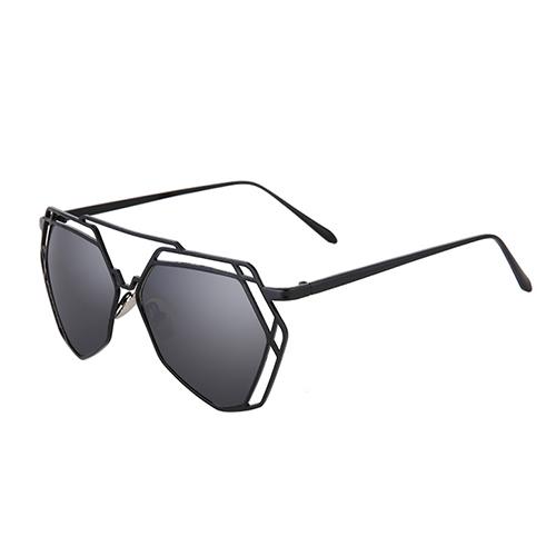 Fashion Black PC Sunglasses
