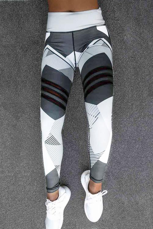 Best Mid Waist Print Leggings