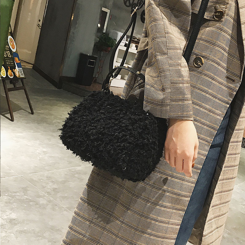 Mode Reißverschluss Design Polyester Kupplungen Taschen