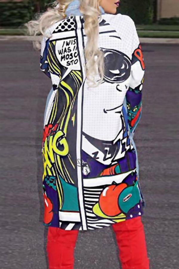 Мини-платье С Полиэстером В Западном Стиле