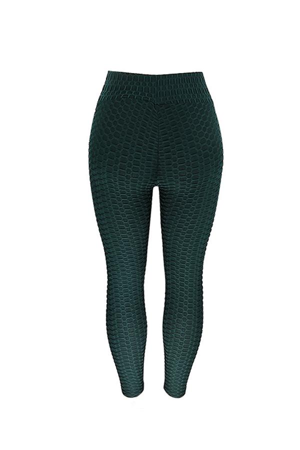 Lovely Euramerican High Waist Skinny Black Leggings