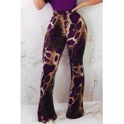 Lovely Euramerican Snakeskin Grain Purple Knitting