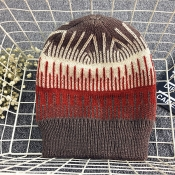 Lovely Fashion Coffee Knitted Hats