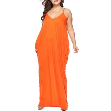 Lovely Trendy Loose Croci Ankle Length Dress