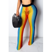 Lovely Sexy Striped Pants (Without Lining)