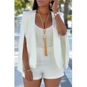 Lovely Stylish White Suit Jacket
