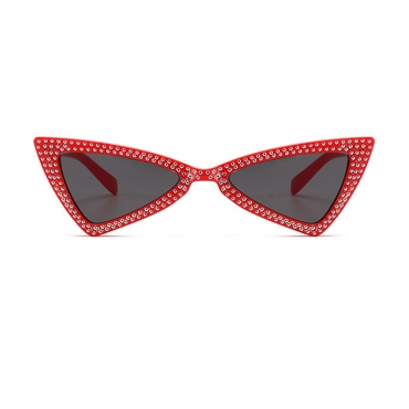 Lovely Stylish Red PC Sunglasses