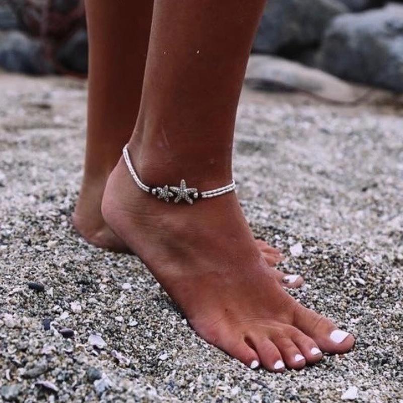 Lovely Trendy Silver Alloy Body Chain