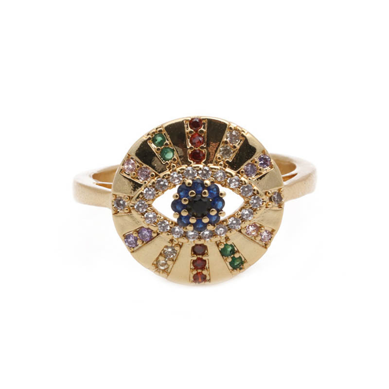 Lovely Trendy Gold Ring