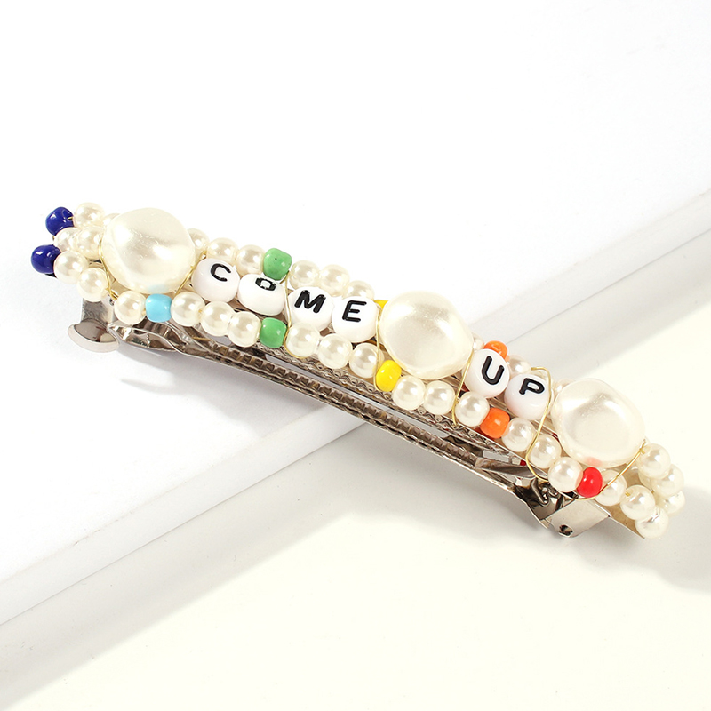 Lovely Trendy Multicolor Alloy Hairpin