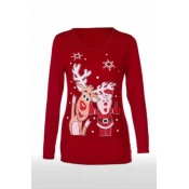 Lovely Christmas Day Red T-shirt