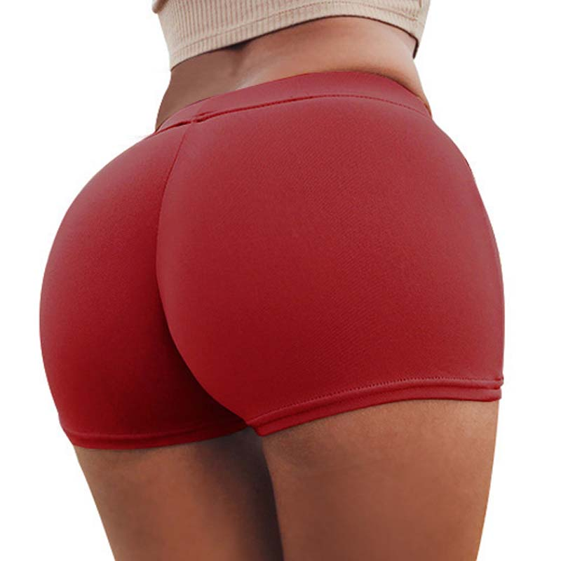 Lovely Sexy Basic Red Panties