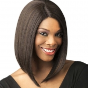 Lovely Chic Bobo Black Wigs