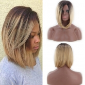Lovely Casual Basic Brown Wig