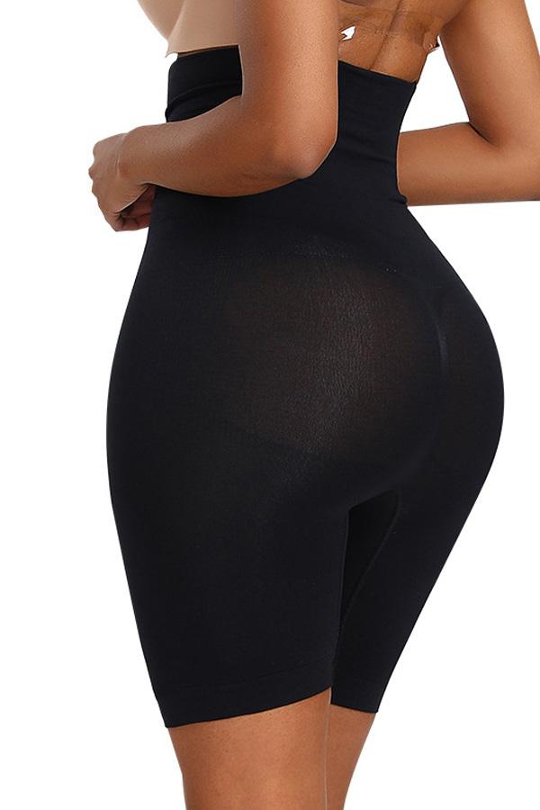 Lovely Chic Basic Black Panties