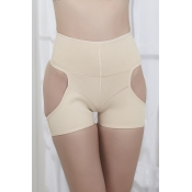 Lovely Sexy Hollow-out Skin Color Panties