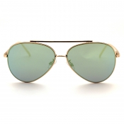 Lovely Stylish Big Frame Design Blue Sunglasses