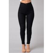 lovely Sportswear Skinny Black Pants