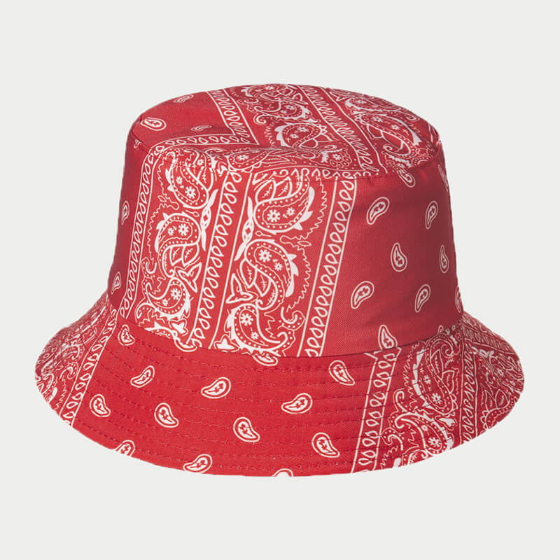 LW Lovely Stylish Print Red Hat