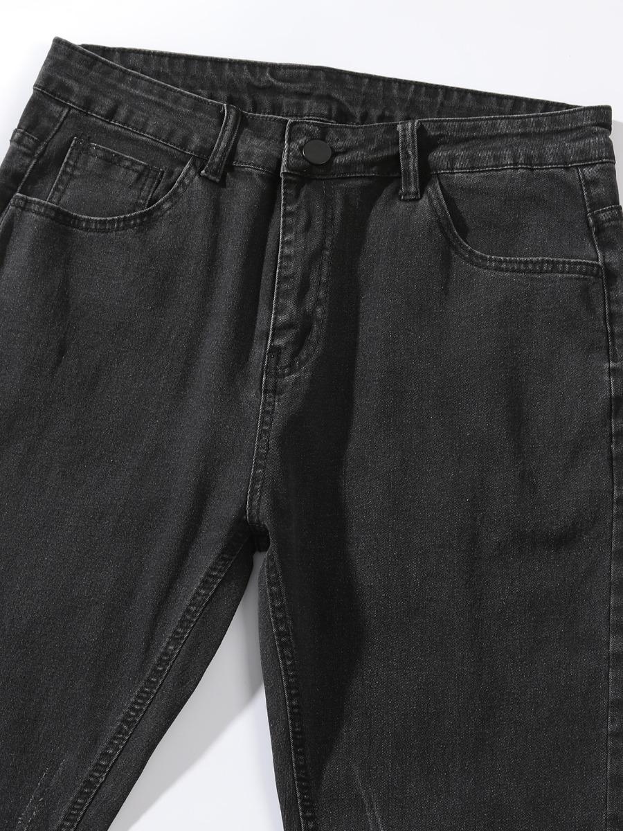LW Men Denim Elastic Basic Skinny Jeans
